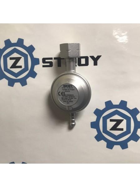 Газовий регулятор GOK EN61 1,5 кг/год 50 мбар Komb.Ax 8-9мм