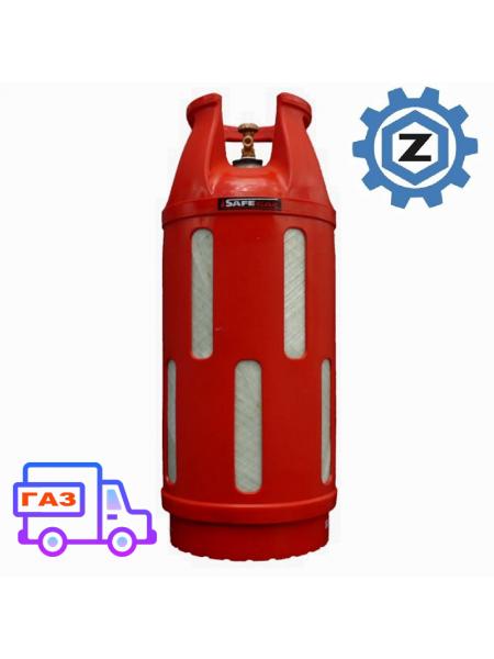 Газовий полімерний балон Lite Safe СНД 47 л