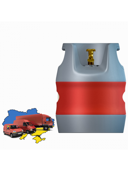 Газовий композитний балон HPC Research G4 СНД 12,7 л