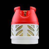 Балон газовий композитно полімерний Hexagon Ragasco 12,5 л