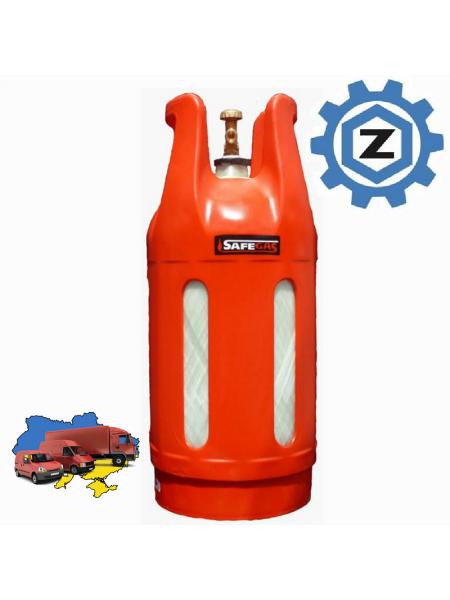 Газовий полімерний балон Lite Safe 24 л