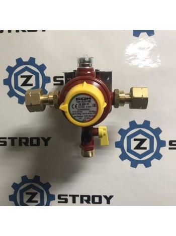 Автоматичний перемикаючий клапан AUV-ND 4 кг/год 29 мбар M20x1,5xAG G1/2 GF-адаптер ПСК