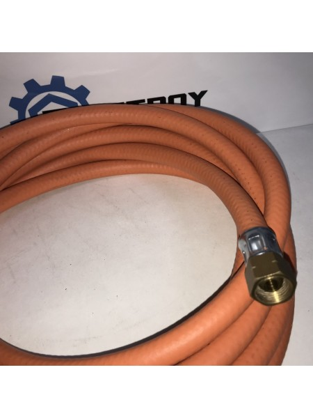 Шланг морозостійкий для газовой пушки і пальників 3/8LH - 3/8LH 4м