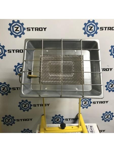 Газовий інфрачервоний обігрівач Orgaz sb-640, 2,9 кВт, з клапаном