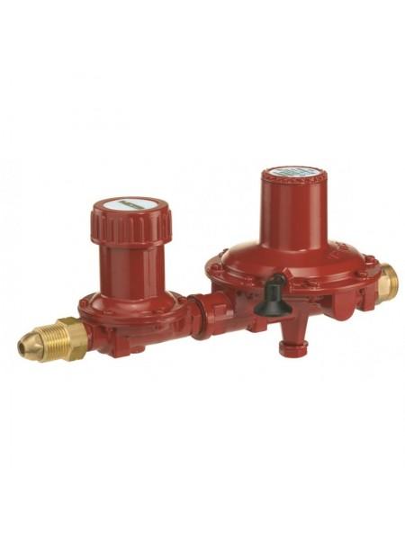 Регулятор тиску ємності з ПСК POL IG G 1/2 37 мбар 12 кг/год