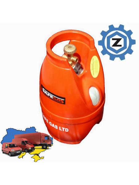 Газовий полімерний балон Lite Safe СНД 5 л