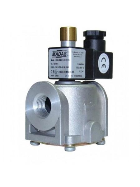 Клапан електромагн. М16/RMC N.A. DN25. P=500 mbar. 220 B