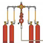 Газобалонні установки та комплектуюче